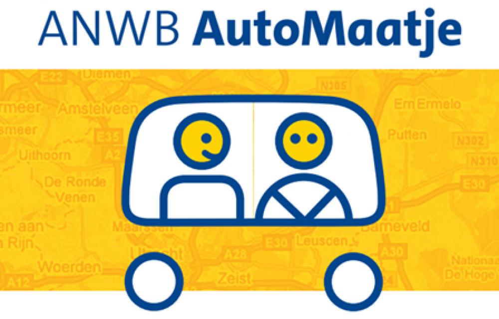 Chauffeur ANWB AutoMaatje