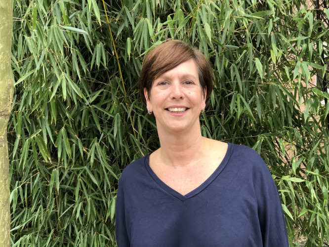 Mensen maken Barendrecht: Lisette Knape